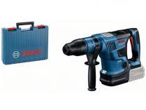 Bezuhlíkové kombi aku kladivo Bosch GBH 18V-36 C Professional - SDS-Max, 18V, 7J, kufr, bez aku