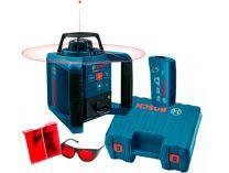 Rotační laser Bosch GRL 250 HV Professional, v kufru