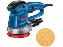 Bosch GEX 34-125 Professional - 340W, 125mm, 2kg, excentrická bruska