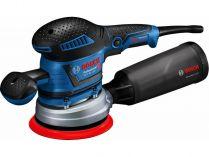 Bosch GEX 40-150 Professional - 400W, 150mm, 2.4kg, excentrická bruska