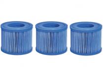 Hanscraft antibakteriální kartušový filtr - filtrace pro mobilní vířivky NetSpa - 3ks