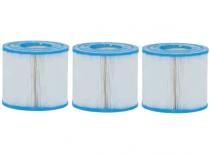Hanscraft kartušový filtr - filtrace pro mobilní vířivky NetSpa - 3ks