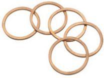 Balení s 5 měděnými kroužky DeWalt D215854 pro vrtačky D21583K / D21585