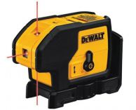 DeWalt DW083K Professional, Bodový laser