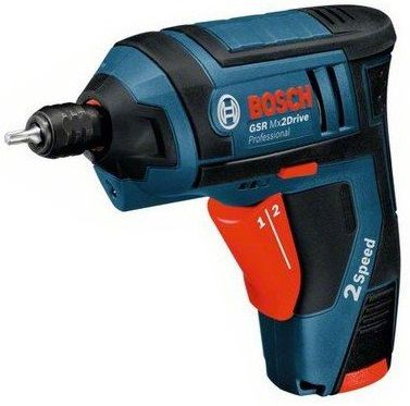 Bosch GSR Mx2Drive Professional 1x 1,3Ah aku šroubovák 06019A2100
