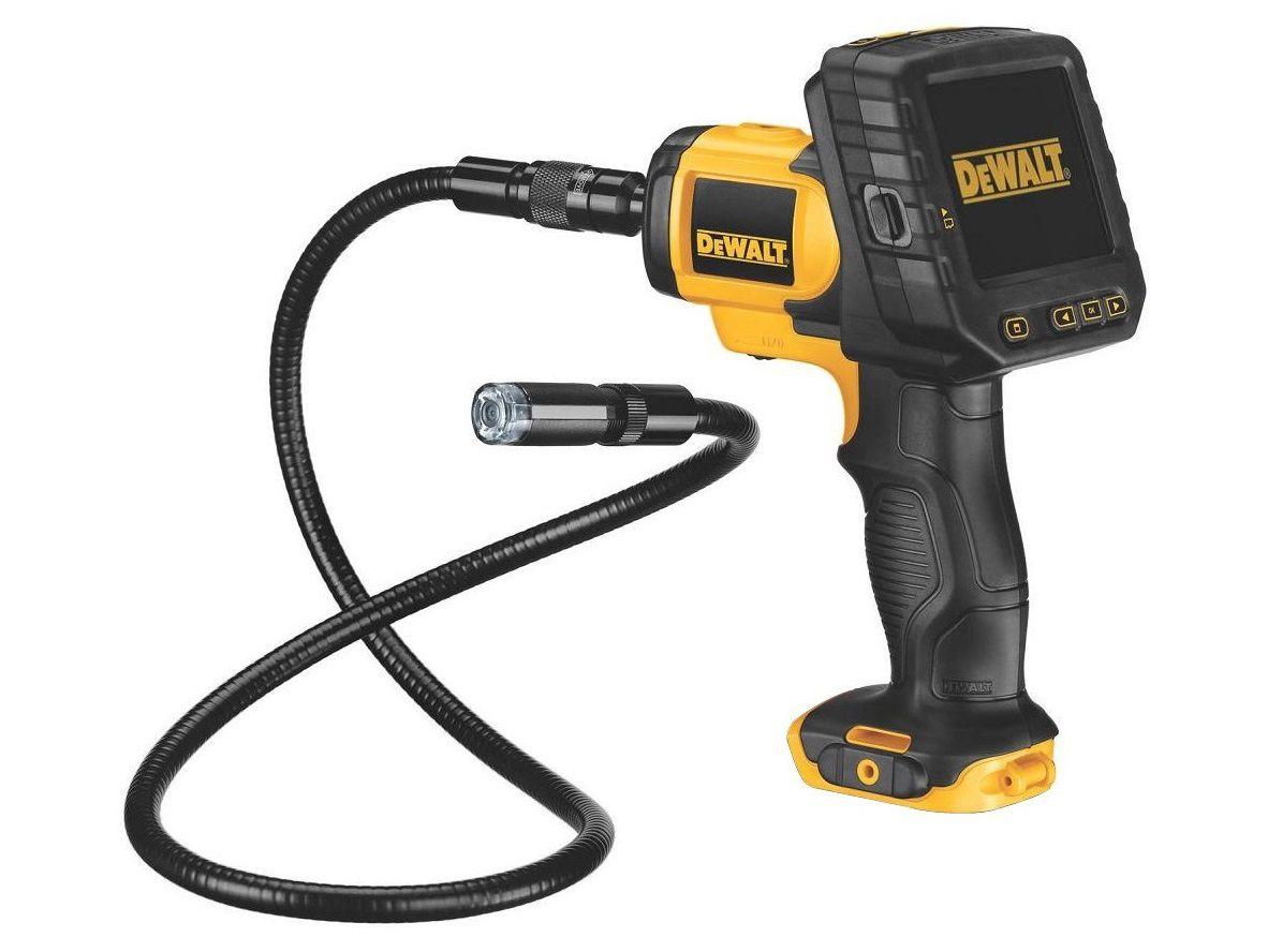 DeWalt DCT410N 10,8 V-LI Professional aku monitorovací kamera, bez baterie a nabíječky