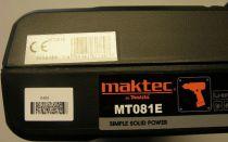 Maktec MT081E Li-Ion aku vrtačka s příklepem Maktec (Makita)