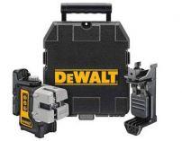 DeWALT DW089K 3-bodový - samonivelační, profi křížový laser