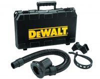 Systém pro odsávání prachu při práci s demoličním nářadím DeWalt DWH052K