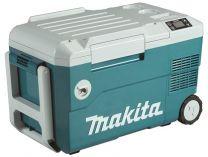 Aku chladící a ohřívací box Makita DCW180Z - 2x18V, 20l, 12.9kg, bez aku