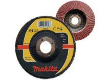 Lamelový brusný kotouč Makita P-65567 - 150x22.2mm, zrnitost K120