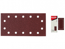 50x Brusný papír Makita P-35695 - 115x280mm, zr. K150