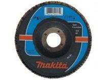 Lamelový brusný kotouč Makita P-65218 - 150x22.2mm, zrnitost K40