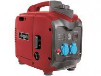 Scheppach SG 2000 (RED EDITION) - 2000W, 2x 230V, 20kg, invertorová elektrocentrála