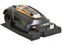 Bezuhlíková aku robotická sekačka Riwall PRO RRM 1000 - 28V/4.0Ah, 24cm, 8.5kg (AM18B2101053B)