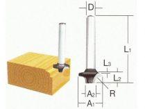 Fréza drážkovací pro frézky Makita DRT50Z, DRT50ZJX2, DRT50RTJX2 a další (Makita D-09357)