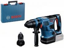 Aku vrtací kladivo SDS-Plus Bosch GBH 18V-34 CF Professional - 18V, 5.8J, 4.9kg, kufr, bez aku