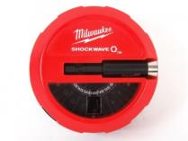 15-dílná sada PROFI bitů Milwaukee PUK Shockwave Impact Duty