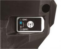 Bezuhlíkové kombi aku kladivo Makita HM002GZ03 - 2x 40V, AWS, 20.9J, SDS-Max, 10.7kg, kufr, bez akumulátoru a nabíječky