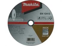 Řezný kotouč Makita B-12273, 230/1.9/22.23mm INOX na nerez, železo, kov