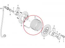 ND: vysokotlaká hadice pro Michelin MPX 150 L (High pressure hose, poz. 6)