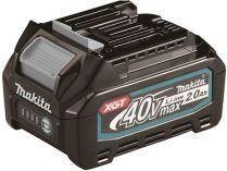 Akumulátor - baterie Makita BL4020 - 40V/2.0 Ah Li-ion XGT (191L29-0)