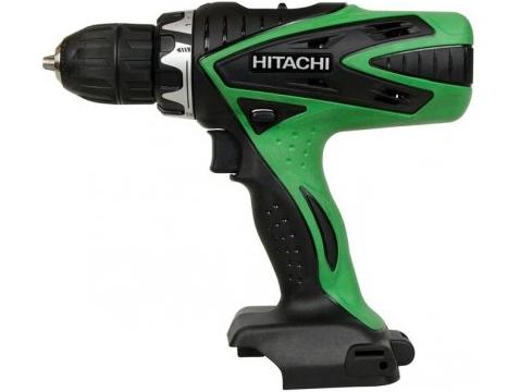 Hitachi DS14DSFL-0 aku vrtačka bez příklepu 14.4V Li-Ion, 37Nm !!! BEZ AKU A NABÍJEČKY !!! Hitachi / HiKOKI