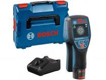 Bosch Wallscanner D-tect 120 Professional Univerzální Detektor, 1x aku 10.8-12V/1.5Ah, kufr L-Boxx (0601081301)
