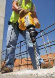 Kombinované pneumatické kladivo kladivo SDS-Plus DeWALT D25413K