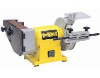 Pásová a kotoučová bruska DeWalt DW753 - 415W, 150/40mm