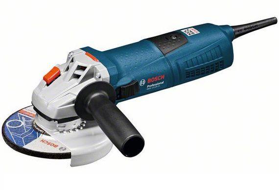 Úhlová bruska Bosch GWS 13-125 CI Professional s pozvolným rozběhem - 125mm, 1300W, 060179E002 Bosch PROFI