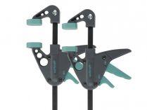 2x Jednoruční svěrka Wolfcraft EHZ 40-100 - 110mm (3455100)