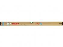 Magnetická profilová vodováha Sola AZM 3 200 - 200cm, hliník, zlaté provedení (01823701)