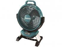 Aku ventilátor Makita DCF301Z - 14.4/18V, 21m³/min, 3.8kg, bez akumulátoru a nabíječky