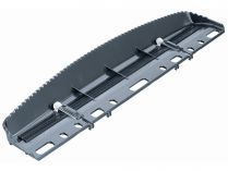 Sběrač odřezků pro plotostřihy Makita UH004G, UH006G a UH008G (Makita 191R51-3) - 600mm