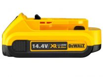 Zásuvný akumulátor DeWALT DCB143 - XR Li-Ion 14,4V/2,0Ah