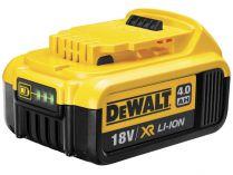 Zásuvný akumulátor DeWALT DCB182 - XR Li-Ion 18V/4,0Ah