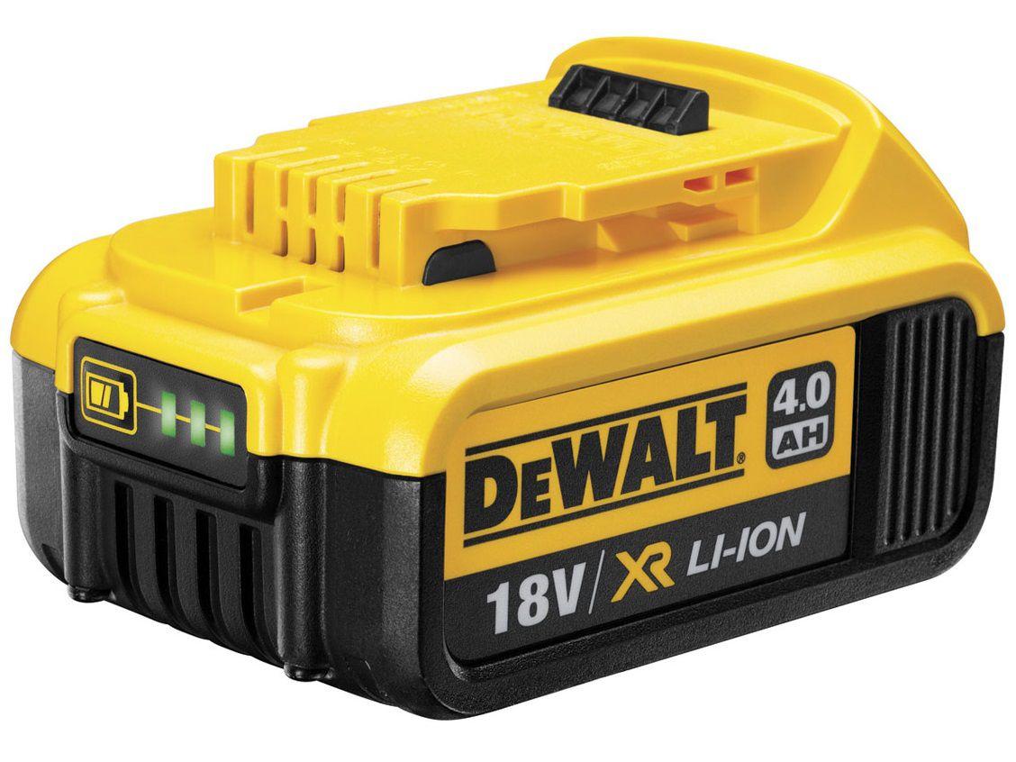 Akumulátor DeWalt DCB182 - XR Li-Ion 18V/4,0Ah