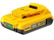 Zásuvný akumulátor DeWALT DCB183 - XR Li-Ion 18V/2,0Ah