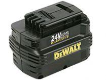 Zobrazit detail - Zásuvný akumulátor DeWALT DE0241 - NiMh 24V/3,0Ah