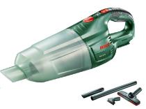 Akumulátorový ruční vysavač Bosch PAS 18 LI - 0.65l, 1.3kg, bez akumulátoru a nabíječky