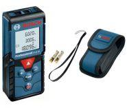 Bosch GLM 40 Professional Profi laserový měřič vzdálenosti - dálkoměr 0.15-40m, 0.09kg