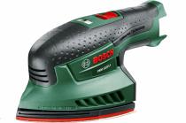 Aku multibruska Bosch PSM 10,8 LI - 0.7kg, aku vibrační bruska bez aku a nabíječky