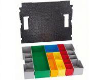 Zobrazit detail - Boxy k uložení malých dílů Bosch L-BOXX 102 inset box set 13 pcs Professional