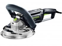 Festool RG 130 E-Set DIA HD - 1600W, 130mm, 3.8kg, kufr Systainer, diamantová bruska na beton