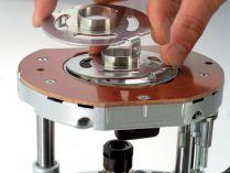 Horní frézka Festool OF 1400 EBQ-Plus - 1400W, 8/70mm, 4.5kg (574341)