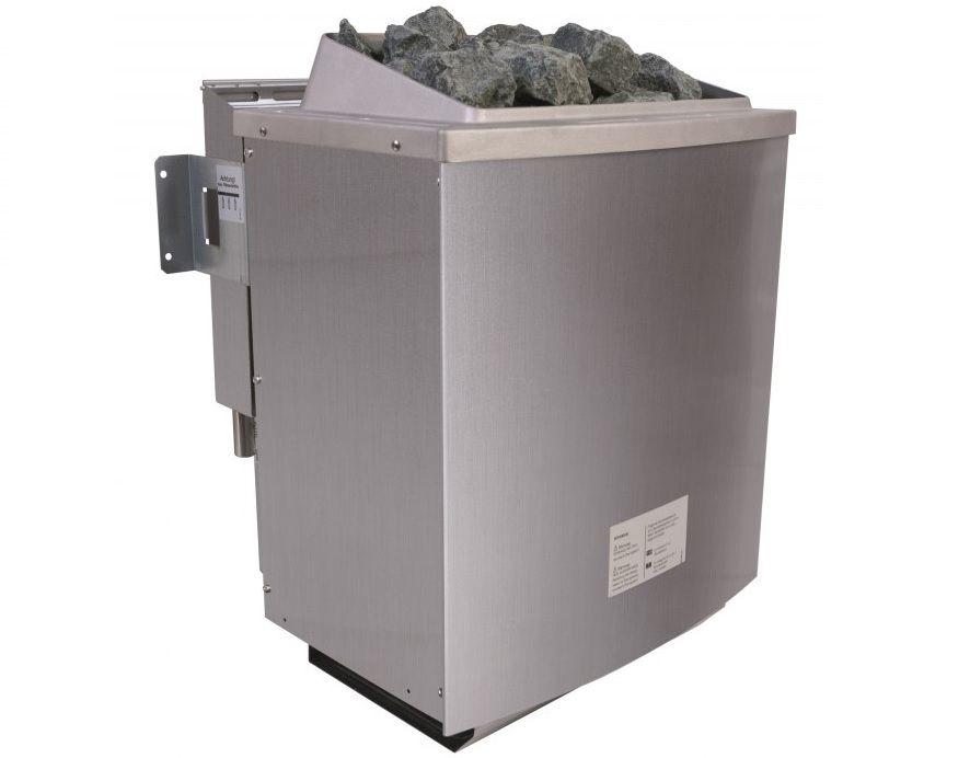 Karibu saunová BIO kamna do sauny 380V/9 kW s ovládáním Premium