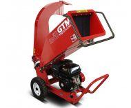 Kompostovač - zahradní drtič větví GTM GTS 1304G s benzinovým motorem