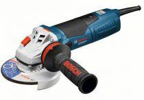 Úhlová bruska s regulací Bosch GWS 17-125 CIT Professional - 125mm, 1700W, 2.4kg, 9300 ot/min, regulace