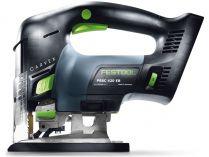 Festool CARVEX PSBC 420 EB Li 18-Plus - 18V/5.2Ah, 2.4kg, aku přímočará pila